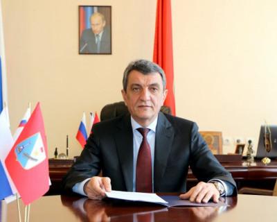 Губернатор Севастополя Сергей Меняйло прокомментировал решение депутатов Заксобрания