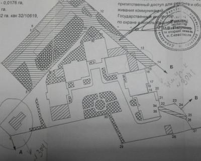 Началась тихая приватизация севастопольских дворов? (фото)