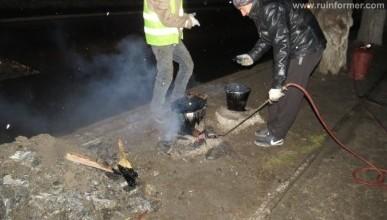 В Севастополь вернулись дожди и начались дорожные работы. Совпадение? (фото)
