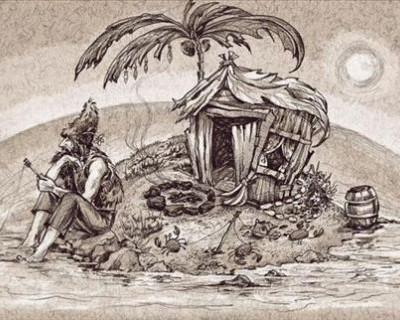 Владелец эко-кафе «Остров» живёт в выдуманном мире и не спешит сворачивать «лавочку»?
