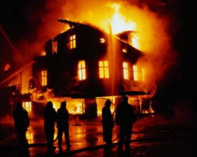 В Севастополе горел дом - жертвами могли стать 44 человека