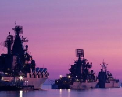 Боевая тревога! В Крыму военнослужащие погрузились на корабли и вышли в открытое море