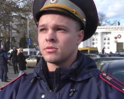Как севастопольский инспектор ДПС стал звездой