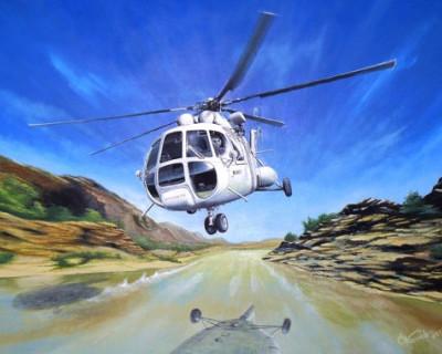 Будет ли жить севастопольская «вертолётка»? (документы)