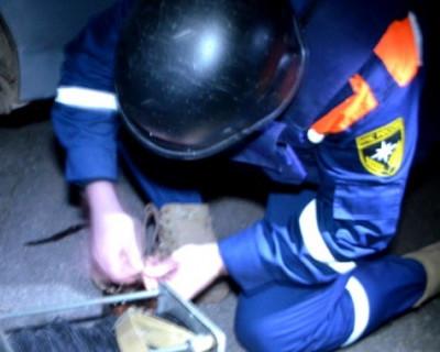В Севастополе проводились взрывные работы - жильцов попросили на выход (фото)