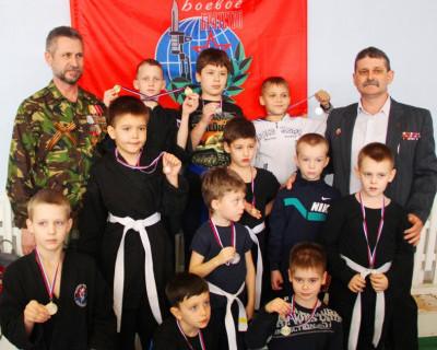 Чемпионат Севастополя по Пенчак Силат (фото)