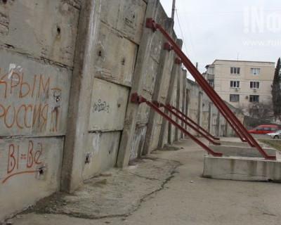 Беспокоит оползень в Балаклаве - ищите воду  (фото, видео)