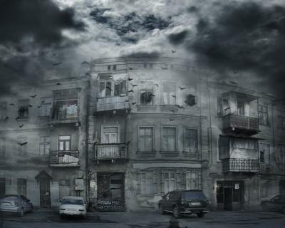 Севастополь - город призраков: «Любовь здесь больше не живет?» (фото)