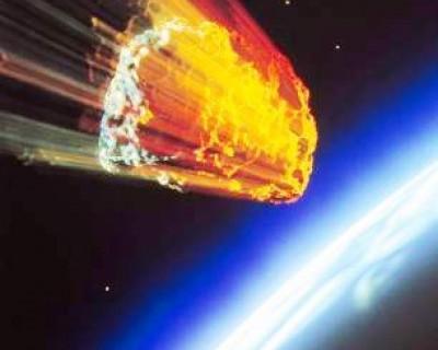 Метеорит взорвался с мощностью равной атомной бомбе