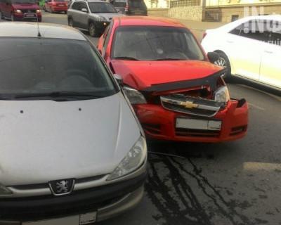 Авария на ровном месте! Севастопольский водитель: «Он выехал откуда-то оттуда» (фото)