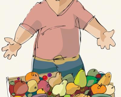 На 5-м километре Балаклавского шоссе пойман торговец яблоками (фото)