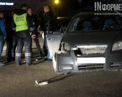 Ночной ИНФОРМЕР: «Я его за руль пустил, а он мне машину рас...чил!» (фото)