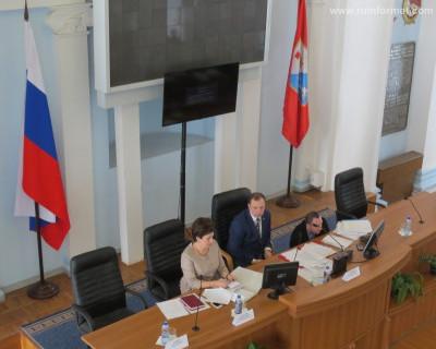 Фотозарисовки по мотивам сессии Законодательного собрания от 1 марта 2016 года (фото)