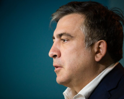 Речь Саакашвили состоит не из слов, а бесмысленных звуков (видеофакт)