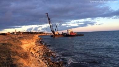 Военно-морской флот РФ будет обеспечен новым аварийно-спасательным центром в Севастополе (фото)