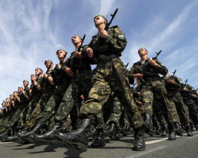Официально: «пушечное мясо» и призывники армии Украины