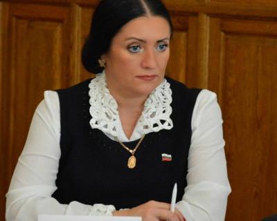 Татьяна Вусатенко об итогах внеочередного заседания Законодательного Собрания Севастополя (видео)