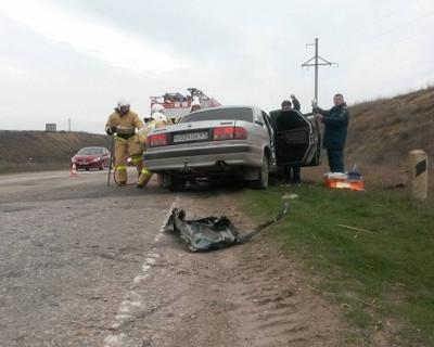 ДТП под Симферополем: три тела на дороге (фото)