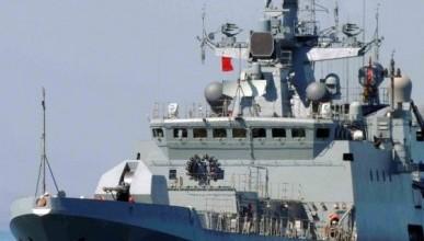 В состав Черноморской эскадры вошёл крупный боевой корабль