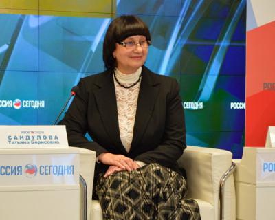 Депутат Татьяна Сандулова о «весеннем обострении» в Заксобрании Севастополя