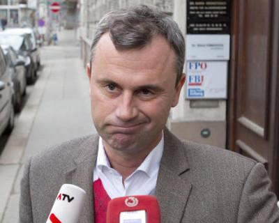 Кандидат в президенты Австрии: «Украинский Крым — это ошибка»