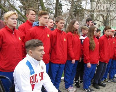 ЦСКА в Севастополе: первые шаги преобразований (фото)