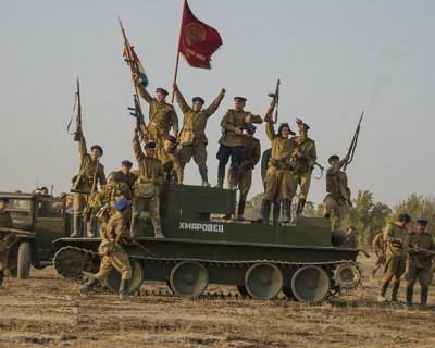 Под Севастополем советские солдаты вступят в бой с немецко-фашисткими захватчиками (афиша)