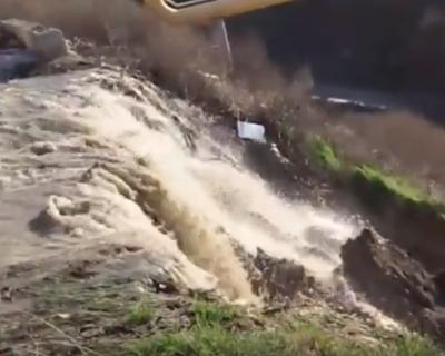 Эврика! Водопад и бурлящие гейзеры в центре Севастополя (Реал видео)