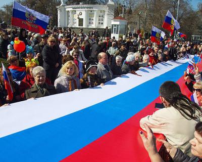Севастопольцы по-прежнему говорят «Да» России, но не обошлось без ложки дёгтя (видео, мнение севастопольцев)