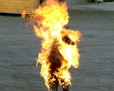 Подробности взрыва в Симферополе: «Соседи тушили горящего мужчину» (фото)