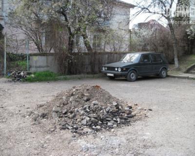 Инновационные веяния в ландшафтном дизайне от коммунальщиков Севастополя (фото)