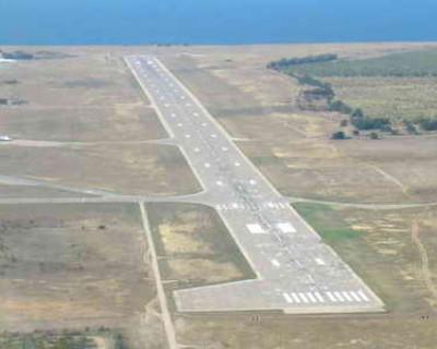 Теперь Севастополь имеет свой аэропорт!