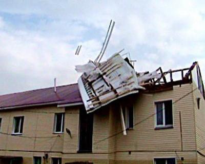 В Симферополе сегодня обрушилась крыша жилого пятиэтажного дома