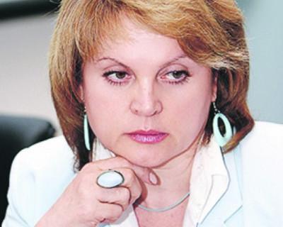 Элла Памфилова: «Первая моя поездка в качестве Уполномоченного была в Крым»