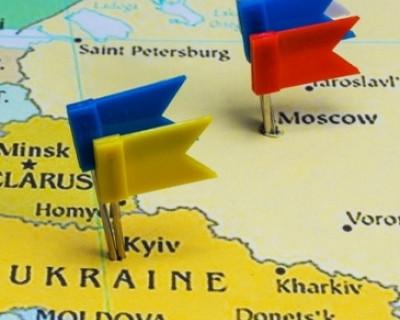 На Украине нет проблем, только мешают названия городов русских (скриншот)