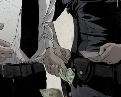 Должностные лица севастопольского управления подозреваются в получении взятки в крупном размере
