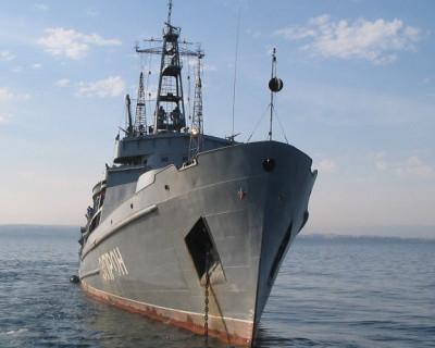 Судно Черноморского флота РФ выполнило задачи дальнего похода и вернулось в Севастополь