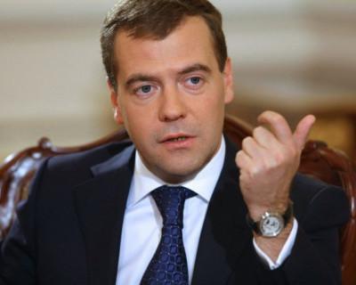 Россияне оценили работу правительства Медведева на «троечку»