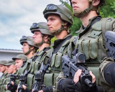 Национальная гвардия России на низком старте и готова к «труду и обороне»