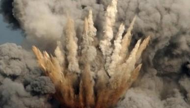 Севастопольская земля усыпана бомбами (фото, видео)
