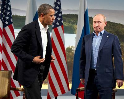 Обама обратился с личной просьбой к Путину