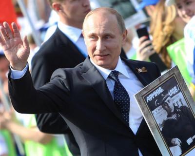 В Севастополе кому-то очень выгодно «плевать» на слова Президента России и обесценивать движение «Бессмертный полк»?! (фото, видео)