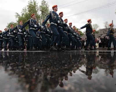 Завтра в Севастополе состоится первая репетиция парада Победы