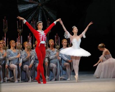 Балет «Щелкунчик» в Севастополе.