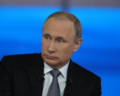 Владимир Путин: «Отдыхать в Крым приглашаете? Гарантируете, что будет нормально?» (видео)