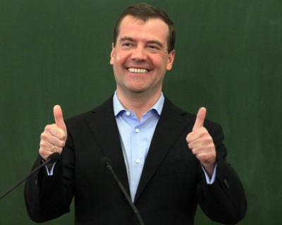 В администрации президента обсуждают идею запрета критики премьера Дмитрия Медведева