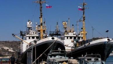 Росрыболовство обещает решить проблемы крымских рыбаков