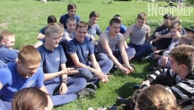 Севастопольские дети готовы «выживать» в любых условиях (фото, видео)