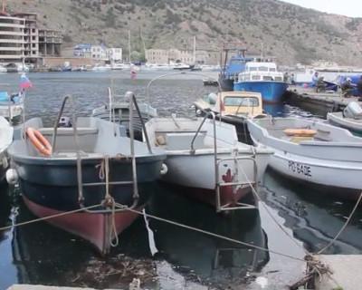 Проблемы водителей маломерных судов в Балаклаве