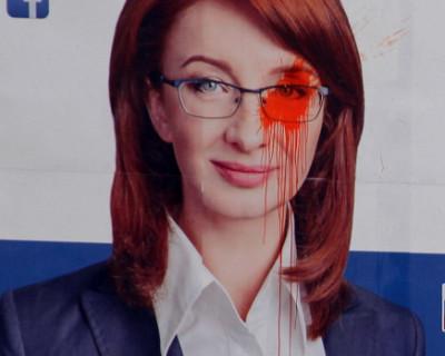Олесия Романова: один испорченный билборд не отменяет всю кампанию!